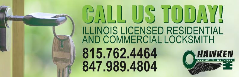 Hawken Locksmith Services Illinois Licensed CTAs
